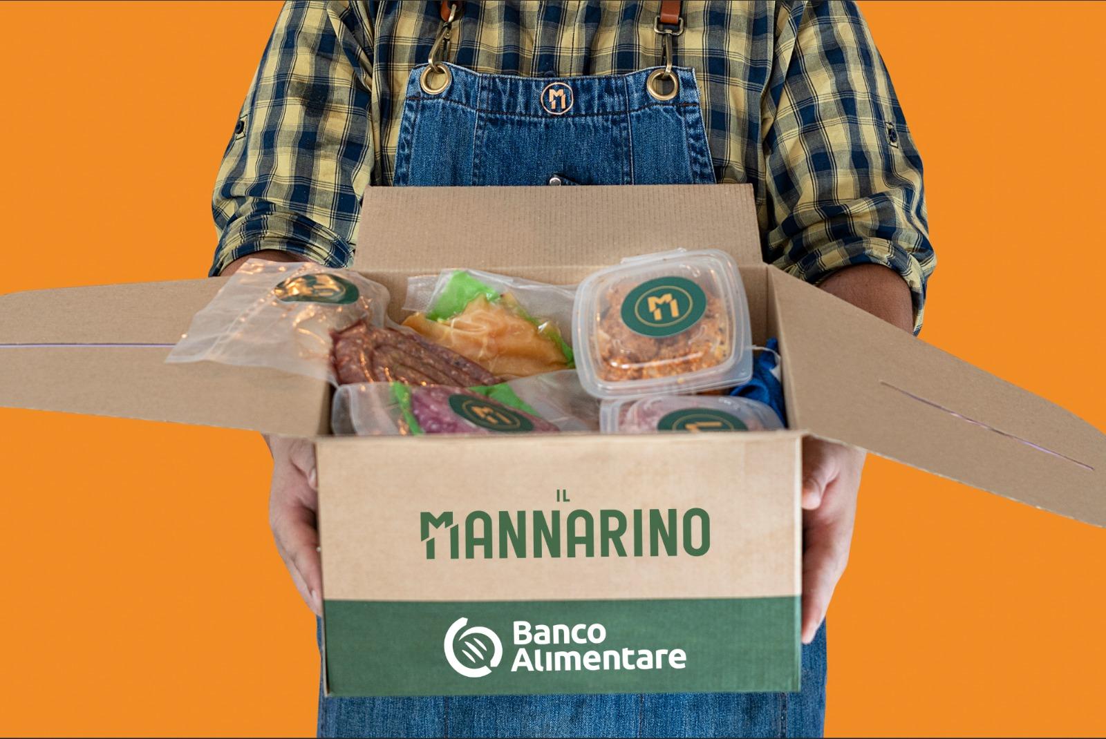 mannarino banco alimentare